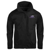 Black Charger Jacket-Warhawks w/Warhawk Head