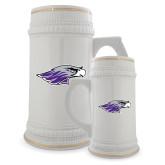 Full Color Decorative Ceramic Mug 22oz-Warhawk Head