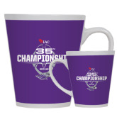 Full Color Latte Mug 17oz-35th WIAC Championship - Football 2016
