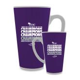 Full Color Latte Mug 17oz-WIAC Softball Champions