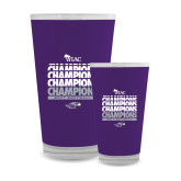 Full Color Glass 17oz-WIAC Softball Champions
