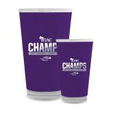 Full Color Glass 17oz-WIAC Baseball Champions