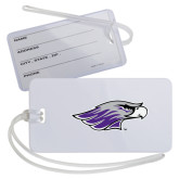 Luggage Tag-Warhawk Head