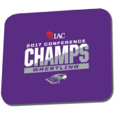 Full Color Mousepad-2017 WIAC Conference Champs Wrestling