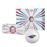 Callaway Supersoft Golf Balls 12/pkg-Warhawk Head
