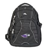 High Sierra Swerve Compu Backpack-Warhawk Head