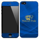 iPhone 5/5s/SE Skin-Widener Pride, Background PMS 2935 Blue