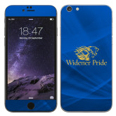 iPhone 6 Plus Skin-Widener Pride, Background PMS 2935 Blue