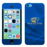 iPhone 5c Skin-Widener Pride, Background PMS 2935 Blue