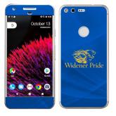 Google Pixel Skin-Widener Pride, Background PMS 2935 Blue