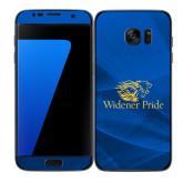 Samsung Galaxy S7 Edge Skin-Widener Pride, Background PMS 2935 Blue