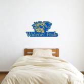3 ft x 3 ft Fan WallSkinz-Widener Pride