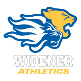 Large Decal-Widener Athletics, 12 inches tall