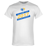 White T Shirt-Class Of Design, Personalized year