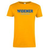 Ladies Gold T Shirt-Kronum