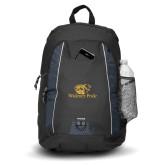 Impulse Black Backpack-Widener Pride