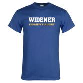 Royal T Shirt-Womens Rugby