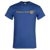 Royal T Shirt-Widener Pride Flat