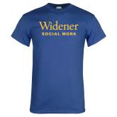 Royal T Shirt-Social Work