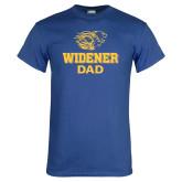 Royal T Shirt-Widener Pride Dad