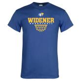 Royal T Shirt-Basketball Design