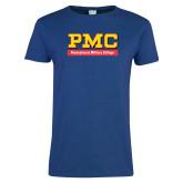 Ladies Royal T Shirt-PMC