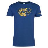 Ladies Royal T Shirt-Widener Pride Mark