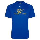 Under Armour Royal Tech Tee-Widener Pride