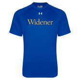 Under Armour Royal Tech Tee-Widener