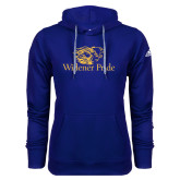 Adidas Climawarm Royal Team Issue Hoodie-Widener Pride