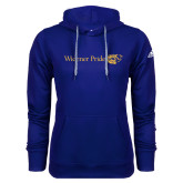 Adidas Climawarm Royal Team Issue Hoodie-Widener Pride Flat