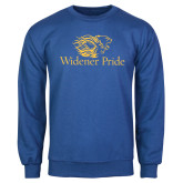 Royal Fleece Crew-Widener Pride