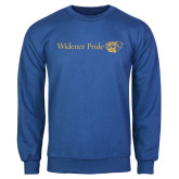 Royal Fleece Crew-Widener Pride Flat