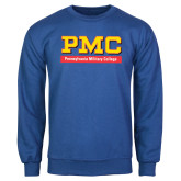Royal Fleece Crew-PMC