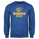 Royal Fleece Crew-Widener Pride Mom