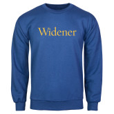 Royal Fleece Crew-Widener