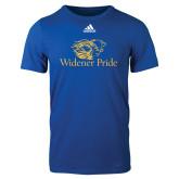 Adidas Royal Logo T Shirt-Widener Pride