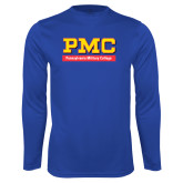 Performance Royal Longsleeve Shirt-PMC