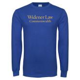 Royal Long Sleeve T Shirt-Commonwealth