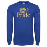 Royal Long Sleeve T Shirt-Pride