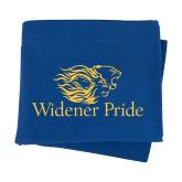 Royal Sweatshirt Blanket-Widener Pride