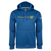 Under Armour Royal Performance Sweats Team Hoodie-Widener Pride Flat