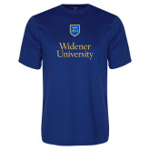 Syntrel Performance Royal Tee-Stacked University Mark