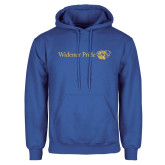 Royal Fleece Hoodie-Widener Pride Flat
