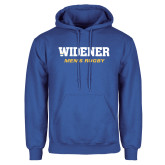 Royal Fleece Hoodie-Mens Rugby