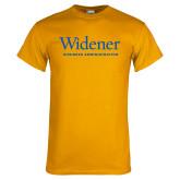 Gold T Shirt-Business Management