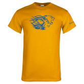 Gold T Shirt-Widener Pride Mark
