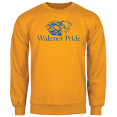Gold Fleece Crew-Widener Pride