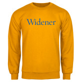 Gold Fleece Crew-Widener