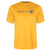 Syntrel Performance Gold Tee-Widener Pride Flat